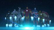 Iron Man's Armors