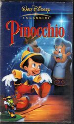Pinocchio it vhs3