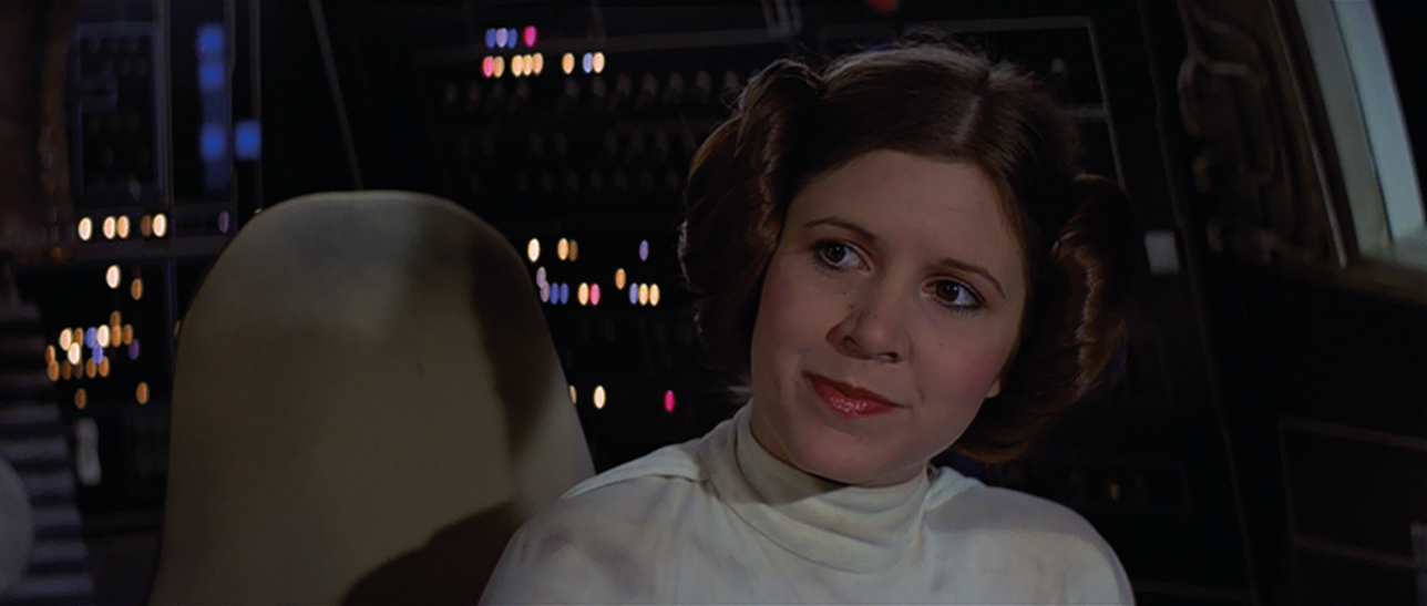 SPOILER - Rogue One Reviews (With Spoilers)   Page 23 ... How Old Was Princess Leia In A New Hope