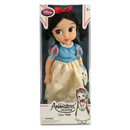 Snow White 2014 Disney Animators Doll Boxed