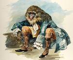 Early Beast Glen Keane