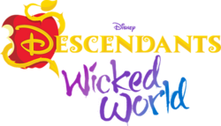 Descendants Wicked World Logo.png