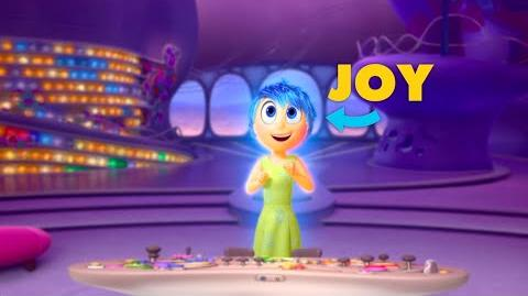 "Get to Know your ""Inside Out"" Emotions Joy"