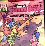 Gummi Bears Tummi and the Dragon Cover