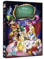Alice in Wonderland UK DVD 2014