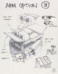 WALL-E concept drawing 4