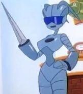 Agent X sword