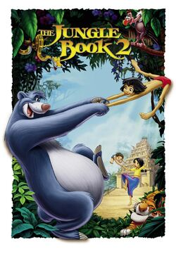 Junglebook2 movieposter