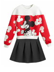 Minnie-Mouse-Sweater-and-Skirt