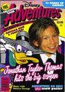 Disney adventures magazine australian cover july 1995 jonathan taylor thomas