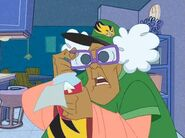 Suga Mama Purple Glasses