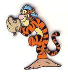 Baseball Pitcher Tigger