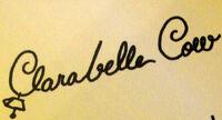 Clarabellesignature
