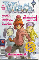 Witch cover 33