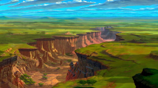 The Gorge Disney Wiki Fandom Powered By Wikia