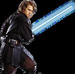 Anakin Episode III Render