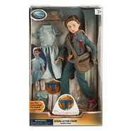 Athena Action Figure - Tomorrowland Box