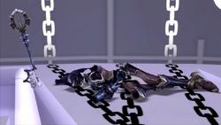 Room of Sleep Aqua's Armor