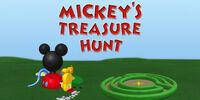 Mickey's Treasure Hunt
