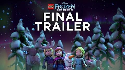 LEGO Disney Frozen Northern Lights – Final Trailer