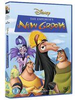 The Emperor's New Groove UK DVD 2014