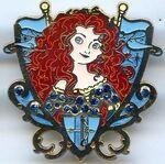 DLP - Princess Jeweled Crest - Merida