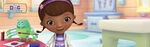 Doc McStuffins Website Banner