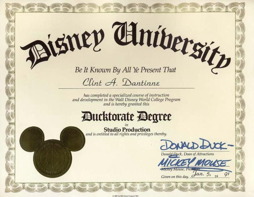 Disney College Program Check In Day