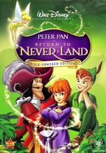 ReturntoNeverland PixiePoweredEdition DVD