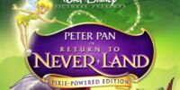 Return to Never Land/Gallery