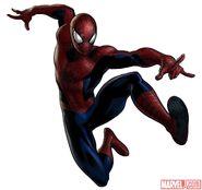 Amazing Spider-Man Avengers Alliance