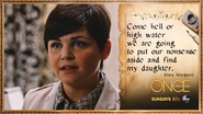 Once Upon a Time - 5x01 - The Dark Swan - Find My Daughter - Mary Margaret