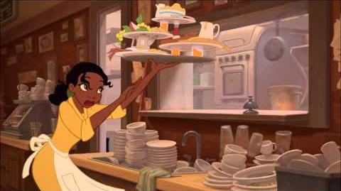 video the princess and the frog down in new orleans