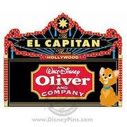 El captain oliver