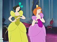 Drizella and sister