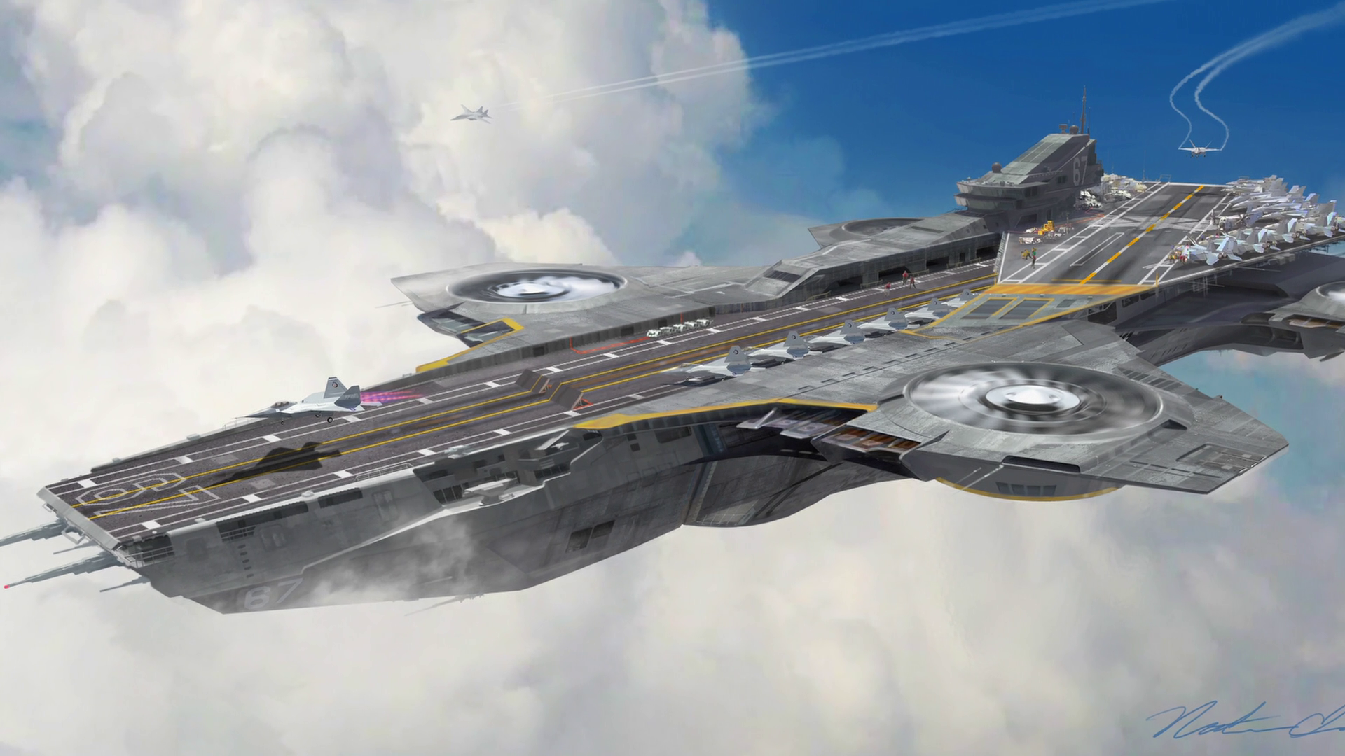 Lego is finally releasing a massive 'Avengers' helicarrier | The ...