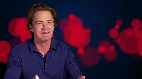 Inside Out - Behind the Scenes Interview with Kyle Maclachlan