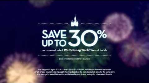 Walt Disney World Resort Hotels TV Commercial, 'Magic'