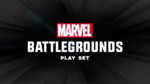 Marvel Battlegrounds Play Set 03