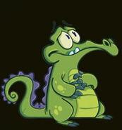 Swampy Sad