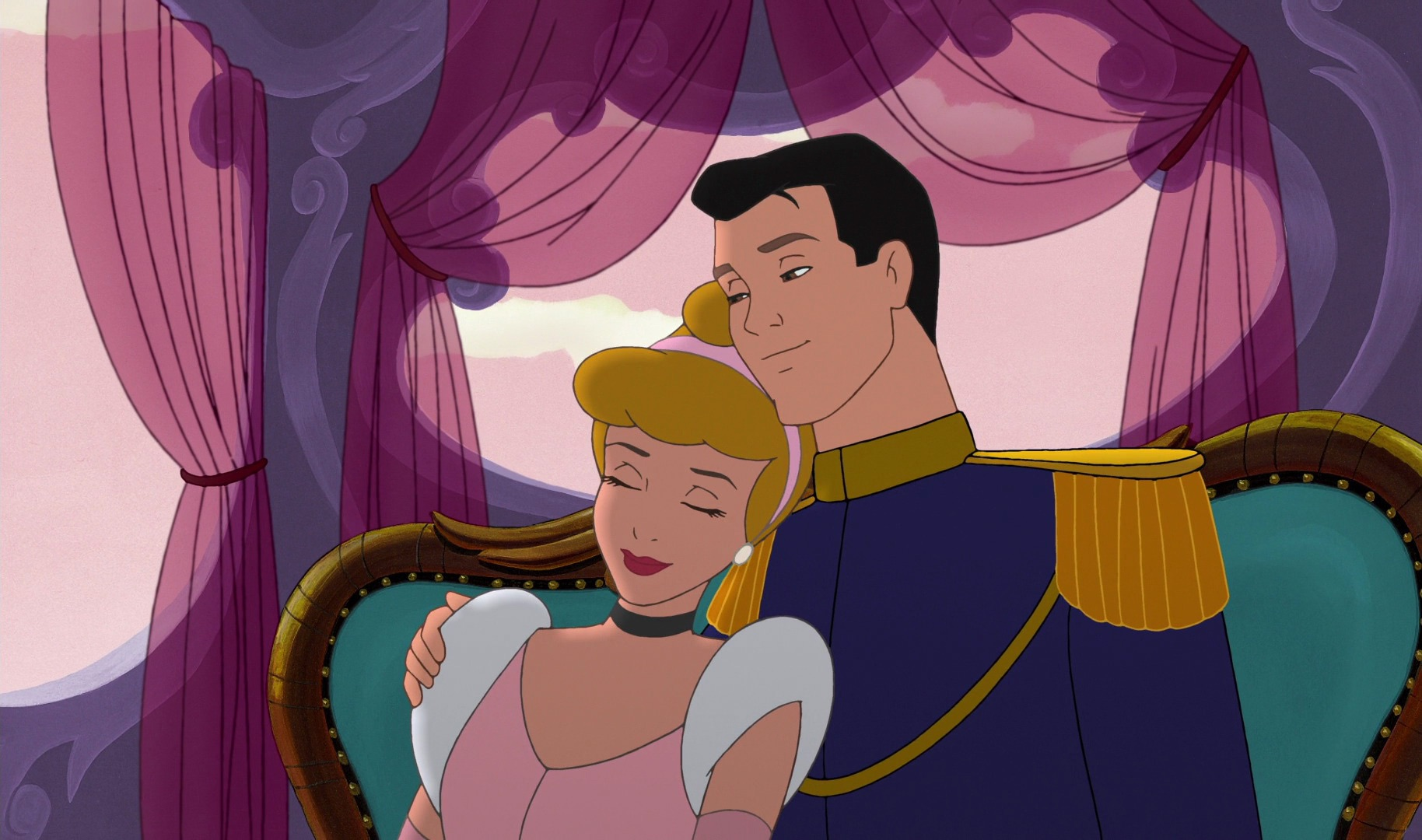 Image - Cinderella & Prince Charming - Dreams Come True (3 ...