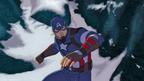 Captain America AUR 45