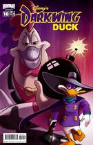 Darkwing Duck Issue 10B