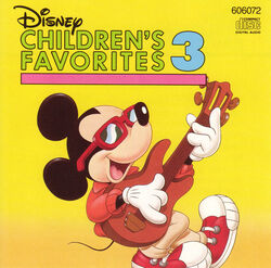 Disney childrens favorites 3