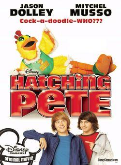 Hatchingpeteposter