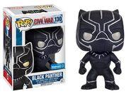 POP! - 130 - WM Exclusive Black Panther