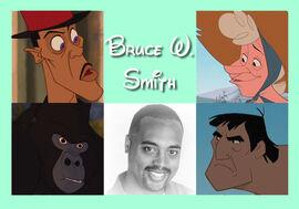 Walt-Disney-Animators-Bruce-W-Smith-walt-disney-characters-22959867-648-453