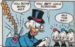 Scrooge DuckTalesComic 1990