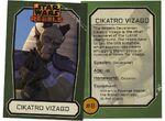 Cikatro-Vizago Card