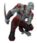 Drax Animated Render 03